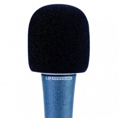 LD Systems - Windscreen for Microphone black