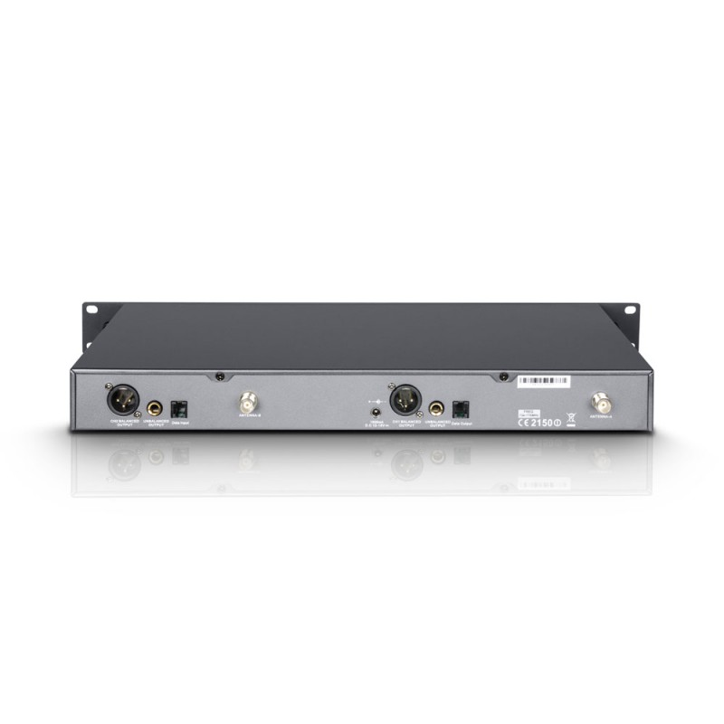 LD Systems - WIN 42 Series - Wireless Microphone System with 2 x ...