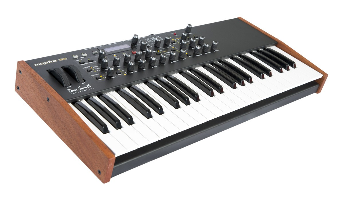 dave smith instruments mopho keyboard se for sale at global audio store synthesizer. Black Bedroom Furniture Sets. Home Design Ideas