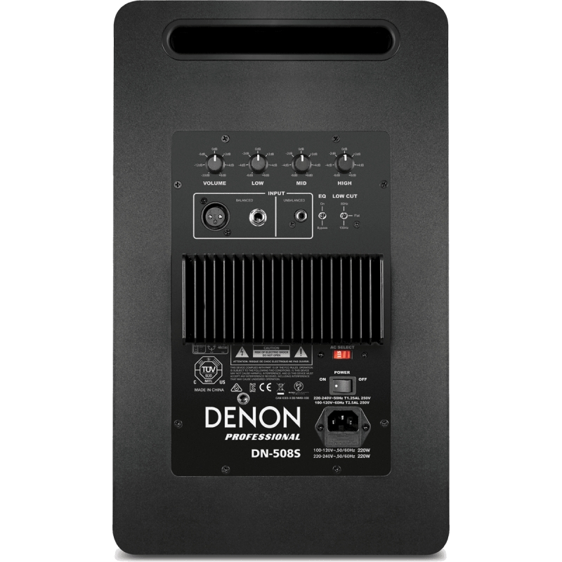 denon dn 508s en vente chez global audio store. Black Bedroom Furniture Sets. Home Design Ideas