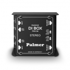 Palmer - PAN 04 - Passive DI Box - 2 channels