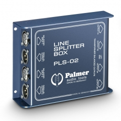 Palmer - PLS-02 - Dual Channel Line Splitter