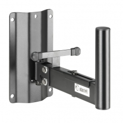 Adam Hall - SMBS 5 - Wall mount for speakers, black