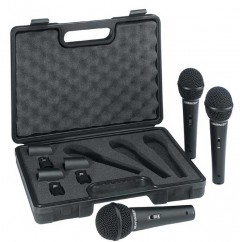 BEHRINGER - ULTRAVOICE XM1800S 3-PACK SET