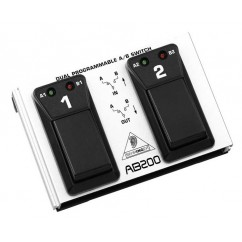 BEHRINGER - DUAL A/B SWITCH AB200