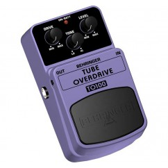 BEHRINGER - TUBE OVERDRIVE TO100