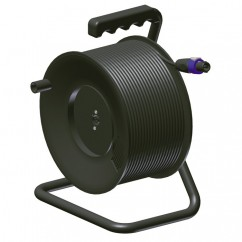 Adam Hall by Procab KCCRM225 - Cable Reel with Speaker Cable 2 x 2,5 mm² 50 M