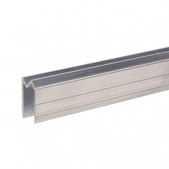 Adam Hall - Aluminium Hybrid Lid Location for 13 mm Material