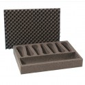Adam Hall - Microphone case foam insert