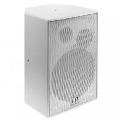 """LD Systems - 6.5"""" powered Installation Monitor white"""