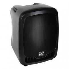 LD Systems - Portable PA Speaker with Headset