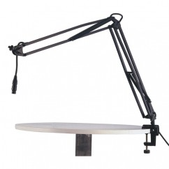 K & M Stands - Microphone Desk Arm