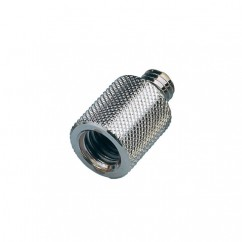K & M Stands - Thread Adapter nickel-plated