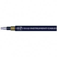 Adam Hall - Instrument Cable - blue