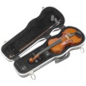 SKB Cases - SKB 214 - Violin Case for 1/4 Violin