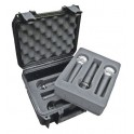 SKB Cases - SKB 3I 0907MC6 - Microphone Case waterproof
