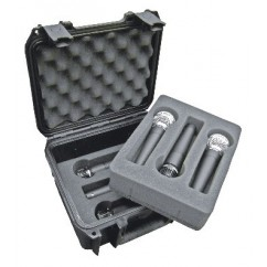 SKB Cases - 3i-0907-MC6 - Microphone Case waterproof