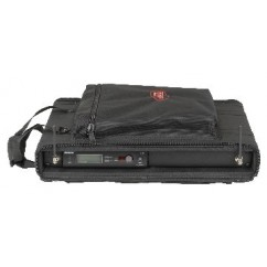 SKB Cases - 1SKB-SC191U - 1U Audio Soft Rack