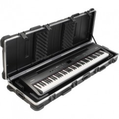 SKB Cases - 1SKB-5817W - Keyboard Case for 88-Key Keyboards