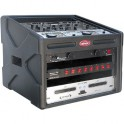"SKB Cases - SKB 106DJ - Rack DJ 19"" 10 U + 6 U"