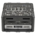 "SKB Cases - SKB R104 - Rack DJ 19"" 10 U + 4 U"