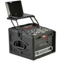 "SKB Cases - SKB R106 - Rack DJ 19"" 10 U + 6 U"
