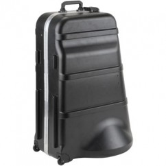 SKB Cases - 1SKB-385W - Mid-Sized Universal Tuba Case with Wheels