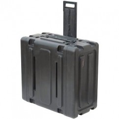 "SKB Cases - 3SKB-R04U20W - 19"" Rack Trolley Case 4 U"