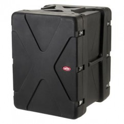 "SKB Cases - 1SKB-R916U20 - 16U Roto Shockmount Rack Case - 20"" Deep"