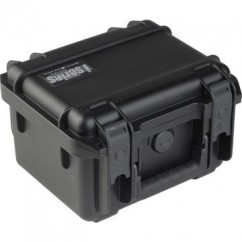 "SKB Cases - 3i-0907-6B-L - Small Mil-Std Waterproof Case 4"" Deep"