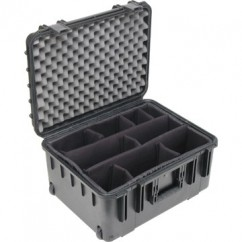 SKB Cases - 3i-2015-10B-D - Equipment Trolley Case waterproof padded