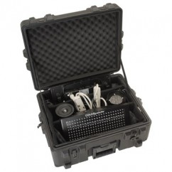 SKB Cases - 3R2217-10B-DW - Equipment Trolley Case waterproof padded