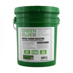 Green Glue - 5 Gallon Bucket of Green Glue Noiseproofing Compound