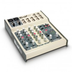 LD Systems - LAX Series - Mixer 6-channel with AUX Return