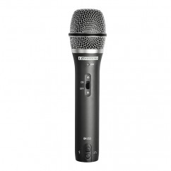LD Systems - D1USB - USB / XLR Dynamic Vocal Microphone with Headphone Output