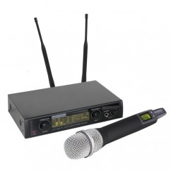 LD Systems - WIN 42 - Wireless Microphone System with Dynamic Handheld Microphone