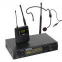 LD Systems - WIN 42 - Wireless Microphone System with Belt Pack and Headset