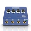 LD Systems - HPA 4 - Headphone Amplifier 4 Channels