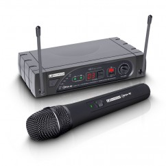LD Systems - ECO 16 Series Wireless Micro System with Dynamic Handheld Microphone 16 Channel