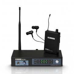 LD Systems - In-Ear Monitoring System wireless 863,700 MHz