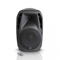 "LD Systems - 12"" powered PA Speaker with MP3 Player"