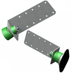 VICOUSTIC - VicVibro RWM1.03 - Anti-vibration wall mountings