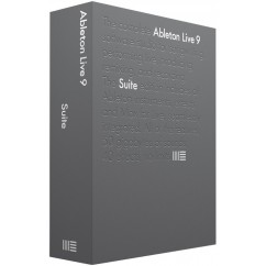 ABLETON - LIVE 9 Suite