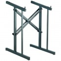 K & M Stands - 42040 Support console mixage