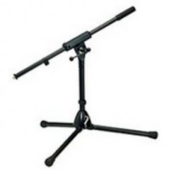 K & M Stands - Low Microphone Stand