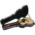 SKB Cases - Guitar Case for Acoustic Guitars