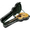 "SKB Cases - Deluxe Guitar Case for ""Jumbo"" Acoustic Guitars"