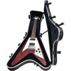 "SKB Cases - 1SKB-58 - Guitar Case for ""Flying V"" Guitars"
