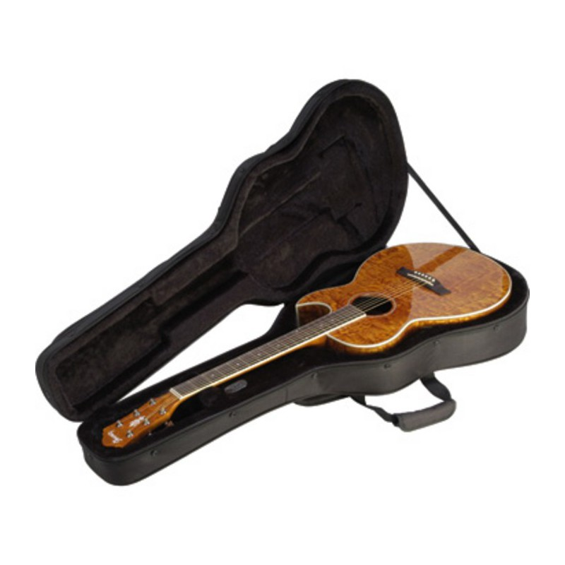 Skb cases 1skb sc30 etui pour guitare acoustique for Housse guitare acoustique