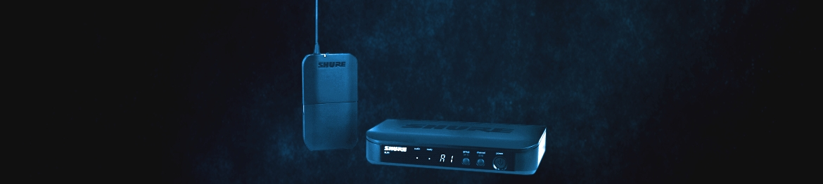 Wireless lavaliere microphone